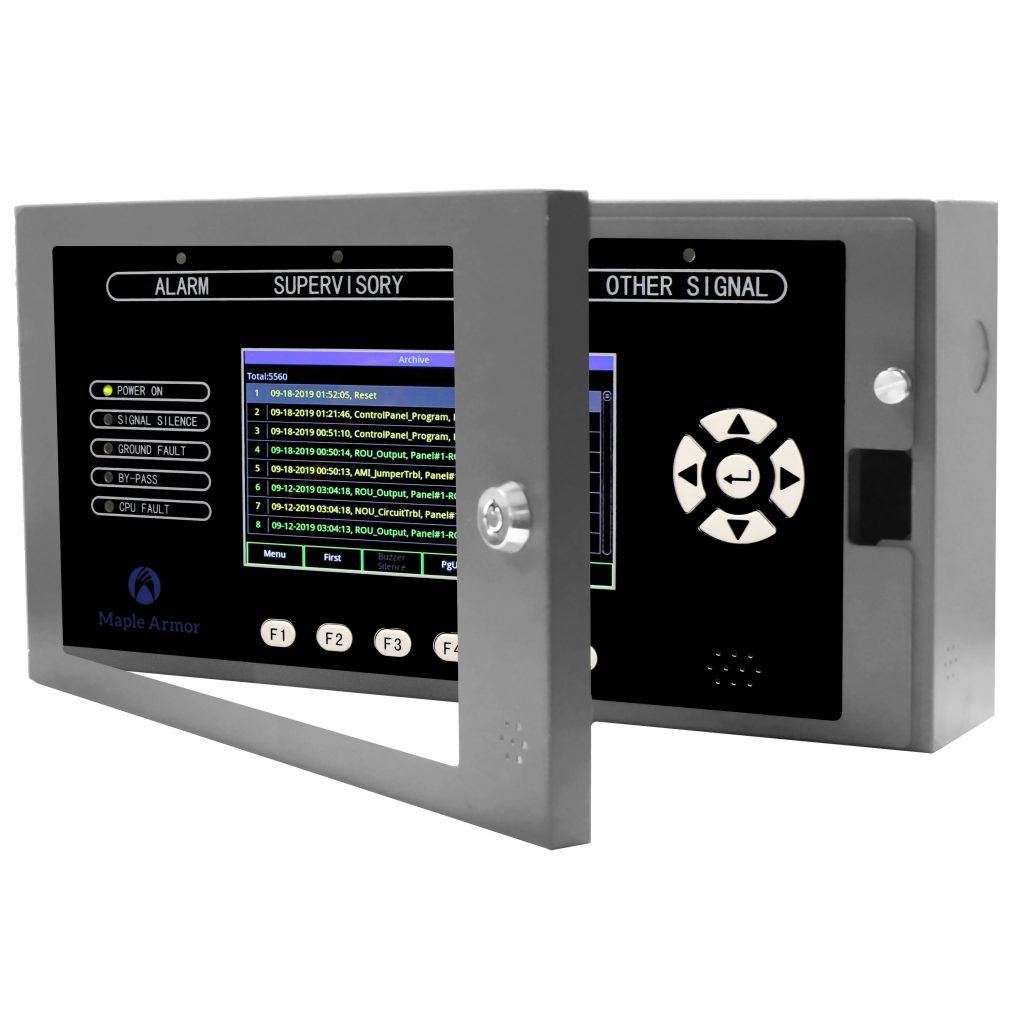 Remote LCD Annunciator FW123